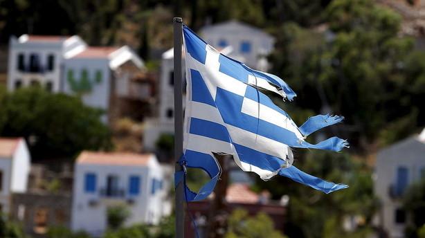 Europa: V�rste niveau i 26 �r for gr�ske aktier