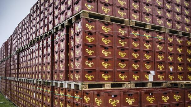 Carlsberg fastholder udbyttet til aktion�rerne