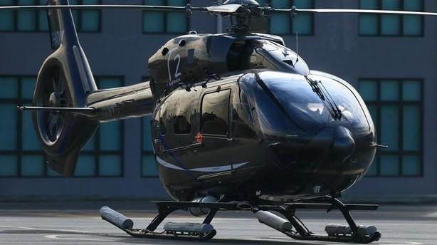 Snart kan du bestille en Airbus-helikopter med Uber