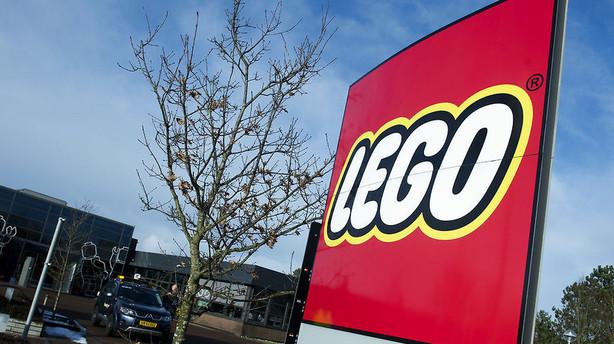 Lego taber position som verdens bedste brand