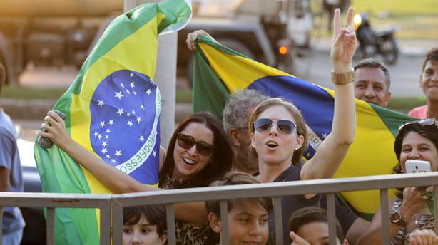 Brasilien indleder unders�gelse af massiv fodbold-korruption