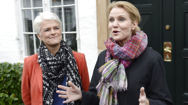 Thorning: Samme udfordringer i dag som i gr