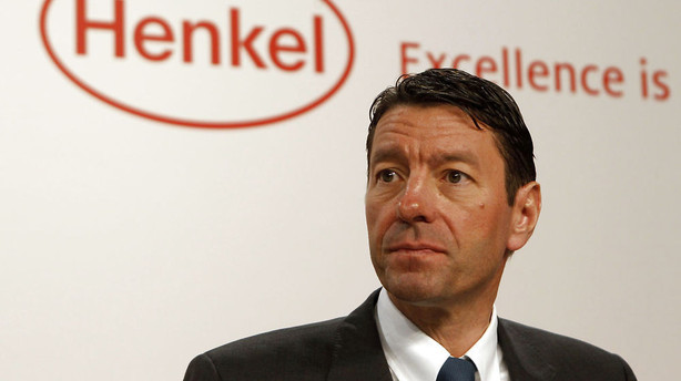 Kasper R�rsted stopper som topchef i tyske Henkel