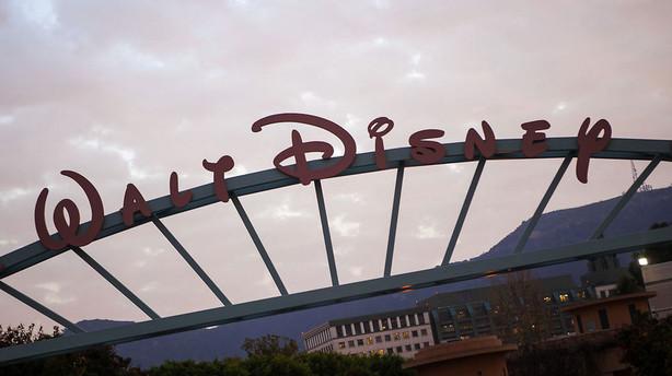 Skuffede investorer s� bort fra Walt Disneys rekordresultat