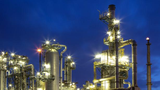 R�varer: 20 dollar-sp�gelset for olieprisen begynder at falme