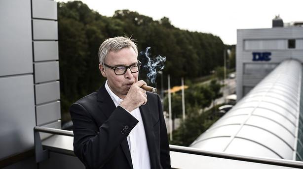 Scandinavian Tobacco ryger p� b�rsen i K�benhavn