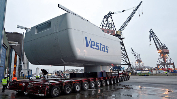 Vestas gennemf�rer k�b af tysk servicevirksomhed