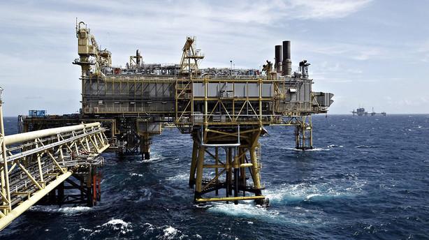 Engelske firmaer vil jagte olie i Danmark