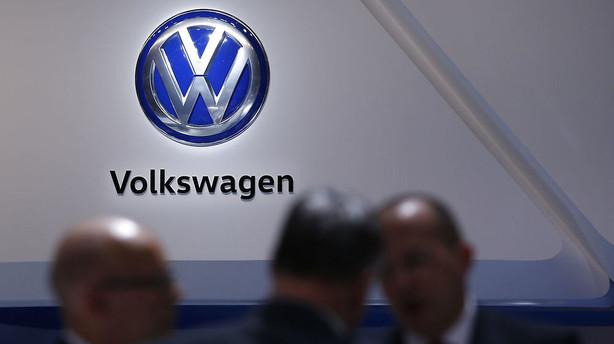 Tyske anklagere mist�nker nu 17 personer i VW-skandalesag