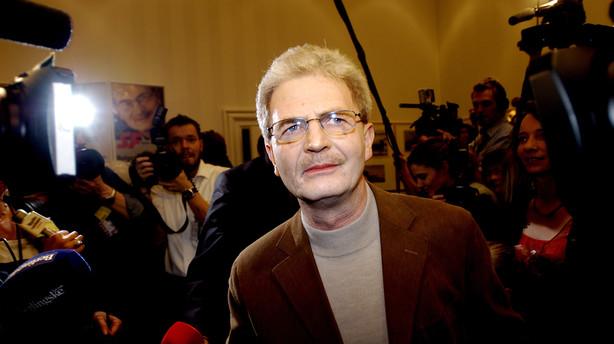 SF-formand: Holger K. skabte SF's politiske platform