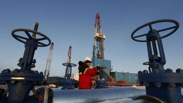 R�varer: Urolige oliepriser giver flugt mod guld