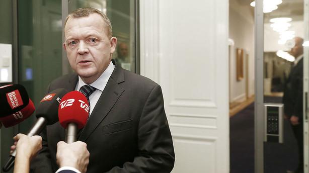 Helle Ib: Ministerafgang er k�mpebet for L�kke