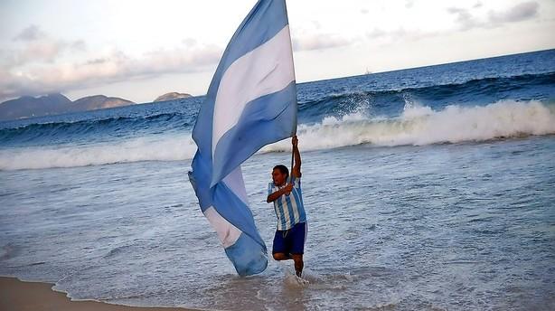 Argentina tilbyder kreditorer 43 mia i forlig