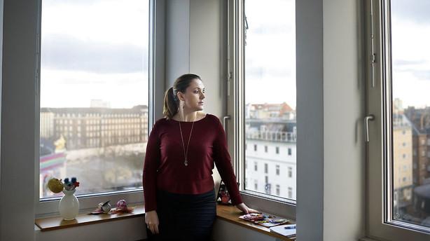 Karen H�kkerup: Ny minister skal forts�tte Kjer-linjen