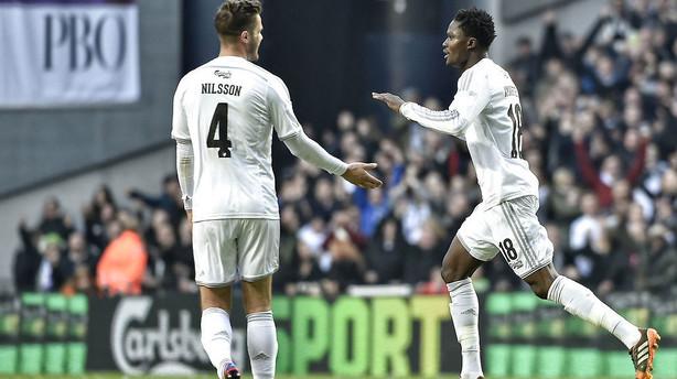 Parken: FCK s�lger Daniel Amartey til Leicester