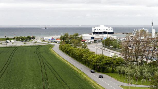 Danmark vil bruge 13 milliarder p� Femern f�r tysk okay