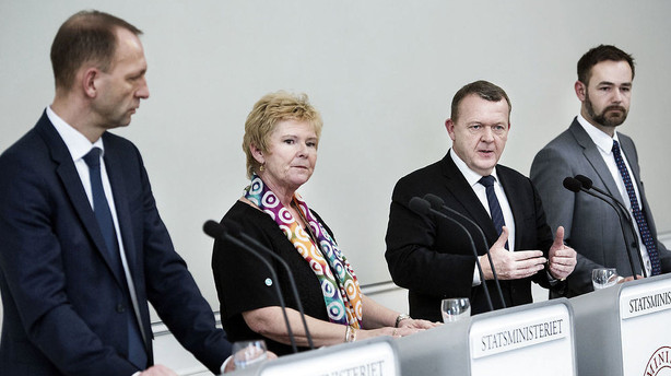 Regeringen, LO og DA enige om ny flygtningeaftale