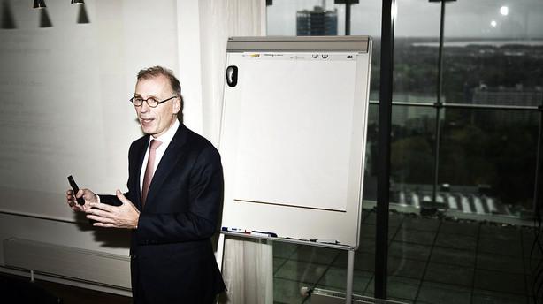 Carlsberg sl�r analytikernes estimater trods nedgang