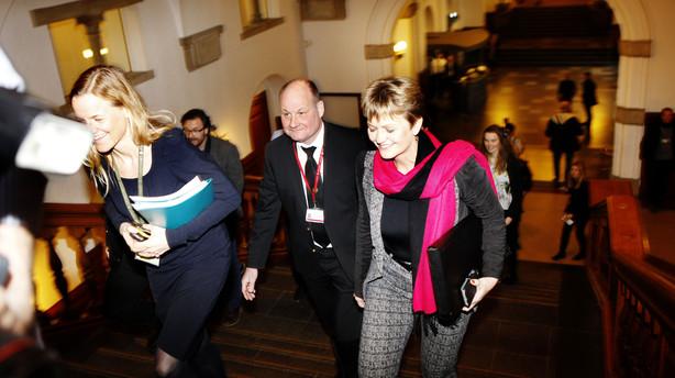 Portr�t: Eva Kjer Hansen forregnede sig i gyllesagen