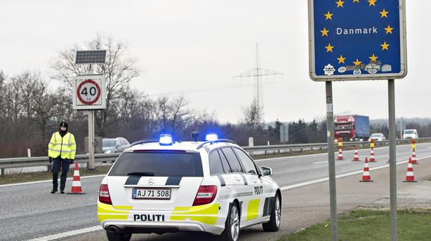 EU bl�stempler dansk gr�nsekontrol og indkalder til flygtningem�de