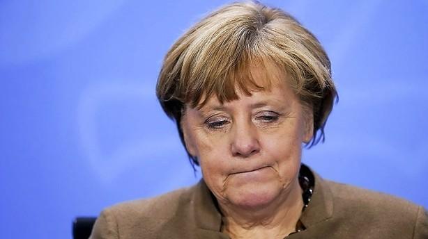 40 procent af de tyske v�lgere vil af med Merkel
