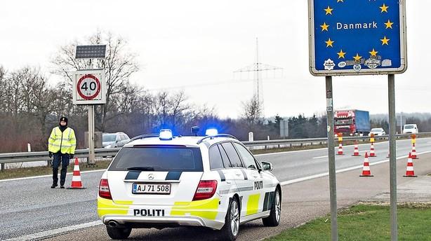 18 personer er n�gtet indrejse i Danmark efter kontrol