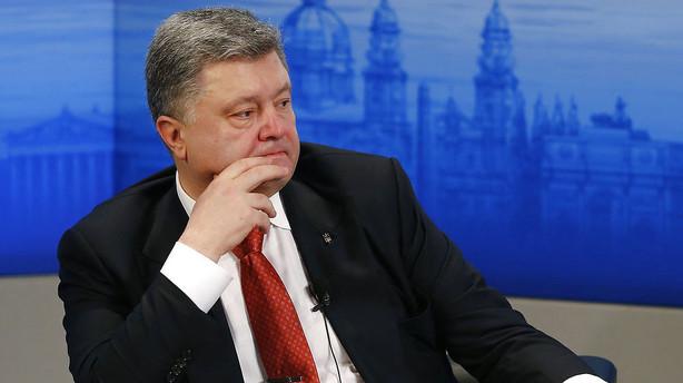 Ukraines premierminister overlever sk�bneafstemning