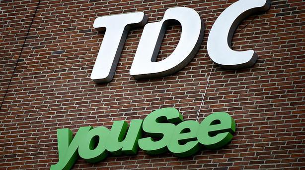 Credit Suisse: Telia kan k�be TDC
