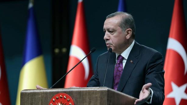 Erdogan m�des med Obama senere p� ugen