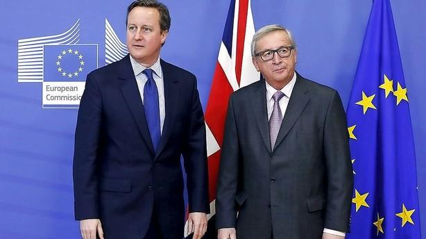 Cameron: Stadig lang vej til kompromis om EU-reformer