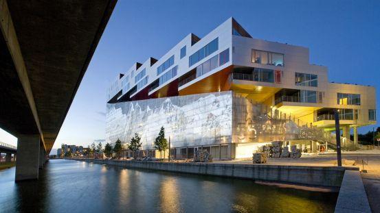 Byggeri i Ørestad er verdens bedste