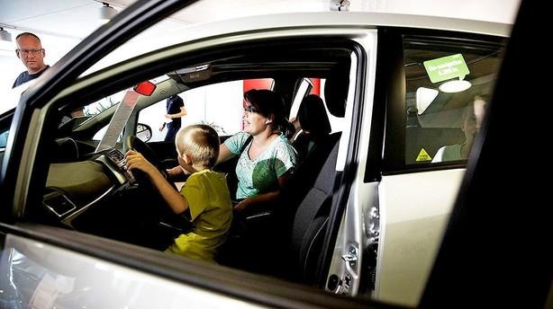 Toyota politianmeldt for markedsf�ringsfusk med bill�n