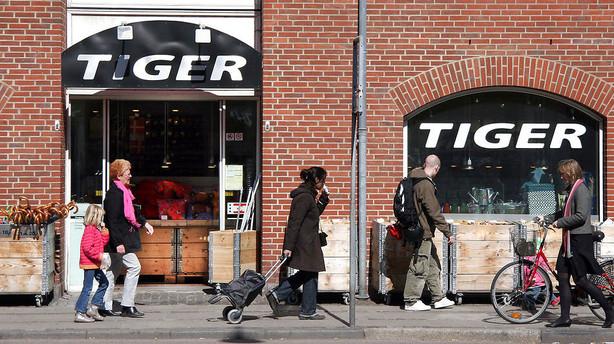 Tiger udvider ufortr�dent i England trods EU-turbulens