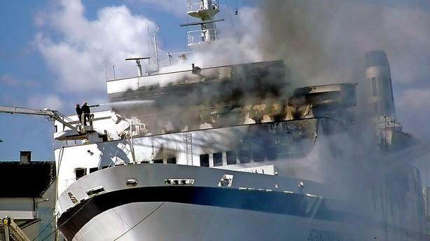 Brandforsker: Fejl i norsk Scandinavian Star-rapport