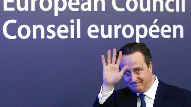 Britisk EU-farvel kan koste knap 1000 milliarder kroner