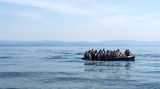 EU er langt fra tilfreds med tyrkisk flygtningeprop