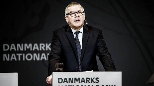 Lars Rohde ans�tter nabo til sekscifret m�nedsl�n - afviser nepotisme