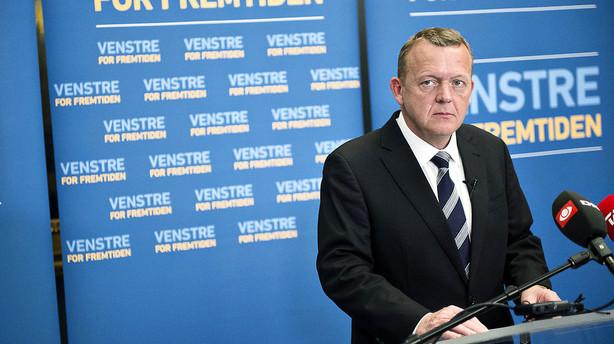 L�kke: Det borgerlige-liberale Danmark st�r sv�kket