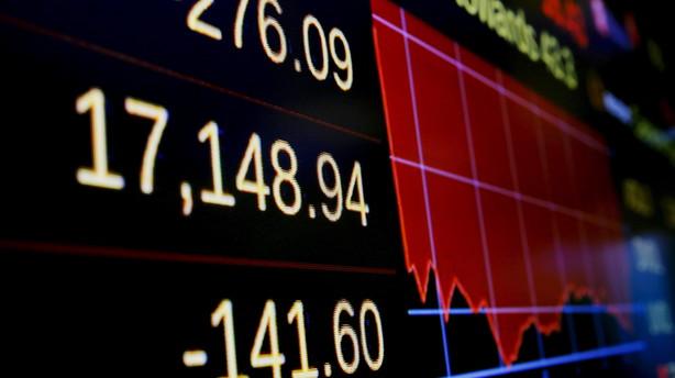 Aktier: Som ventet kommer USA r�dt fra start