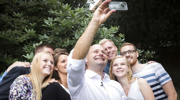 Eksklusioner og opg�r rammer Konservativ Ungdom