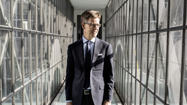 Egmont lander rekordoms�tning - klar til nye opk�b