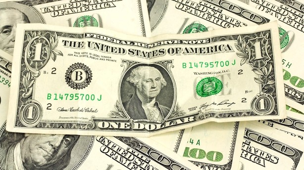 Dollar i h�rd modvind - kan Yellen tale den op?