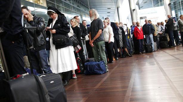 Passagerfremgang sender K�benhavns Lufthavns oms�tning over 4 mia