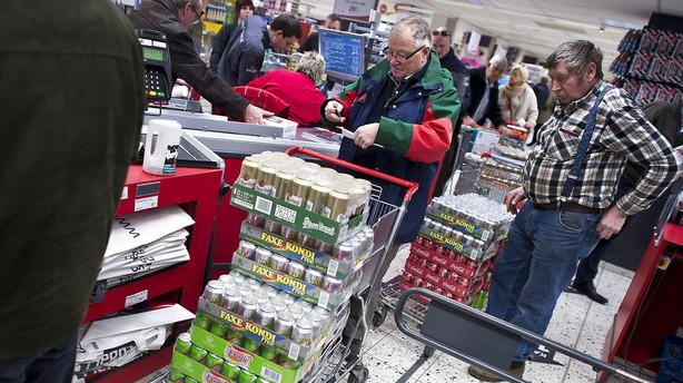 Dansk Erhverv klager over manglende tysk d�sepant