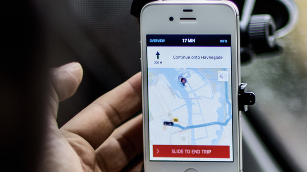 Partier vil give plads til Uber i Danmark