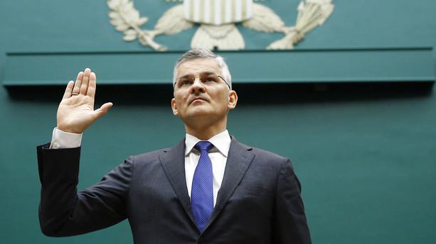 Amerikansk chef f�rdig i Volkswagen