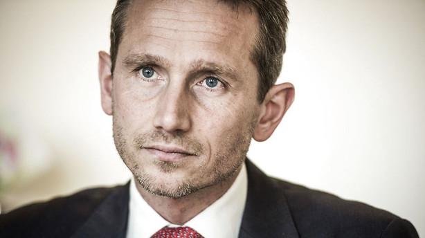 Kristian Jensen: Det g�r den rigtige vej i kamp mod Isil