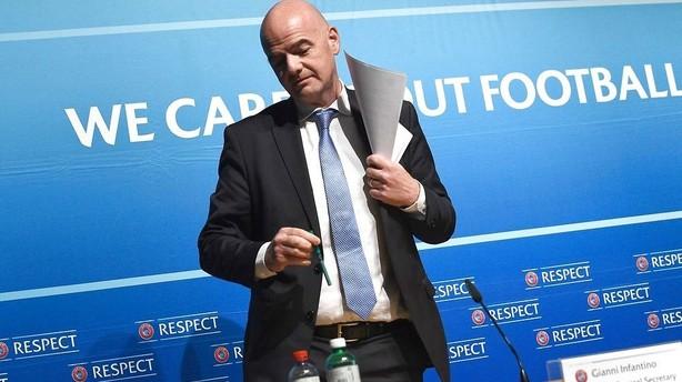 Uefa indf�rer m�llinjeteknologi ved EM i fodbold