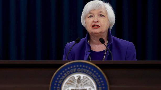 """""""Federal Reserve t�r ikke komme med en renteforh�jelse i aften"""""""