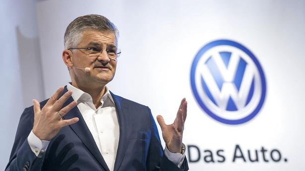 Volkswagen risikerer dagb�der i USA over diesel-gate